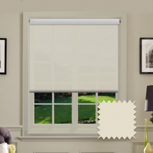 Cream Roller Blind - Astral Oyster
